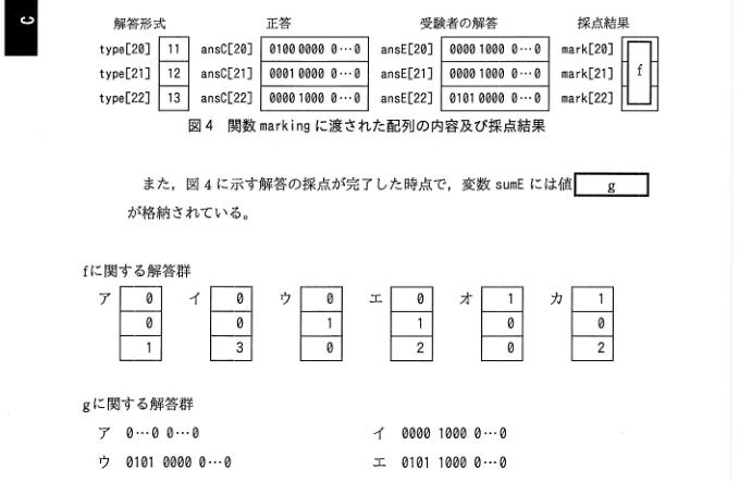 平成29年 春期 午後試験 問9ー1